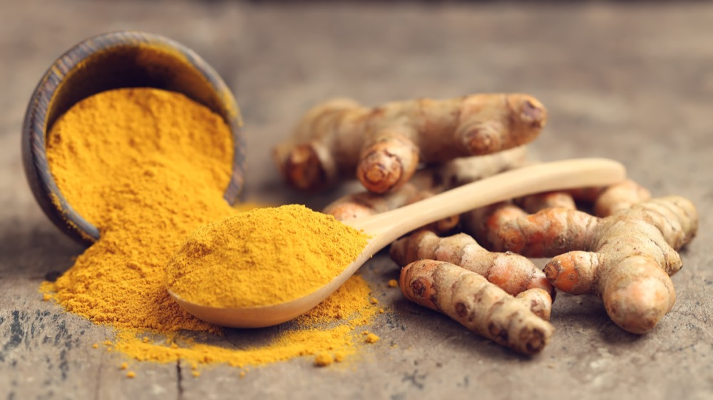 Herbal Medicine – turmeric vs. prozac