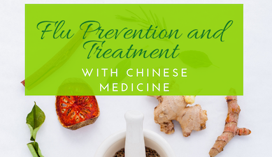Flu Prevention and Treatment with Chinese Medicine