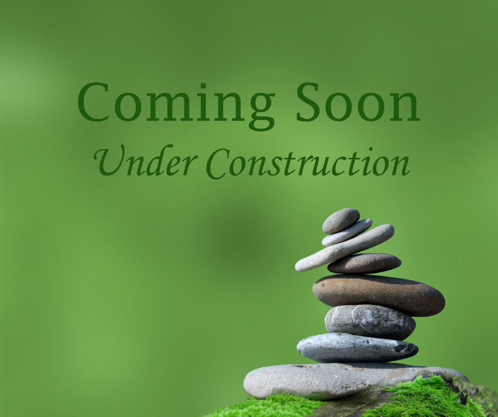 Coming Soon - This Page is Under Construction